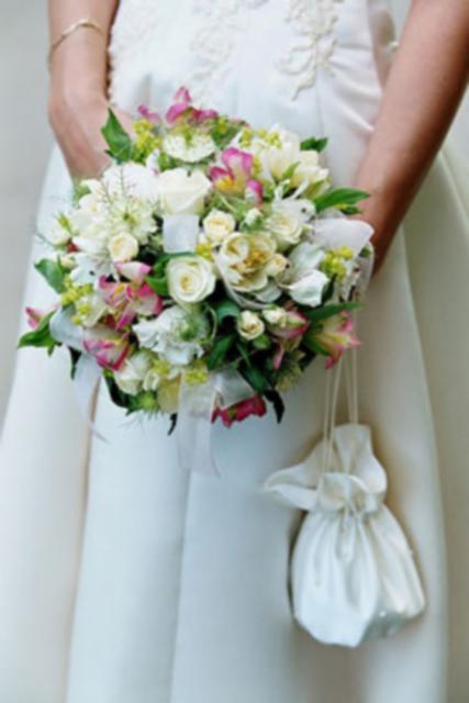 Букет невесты Свадебный букет - Ласковый май