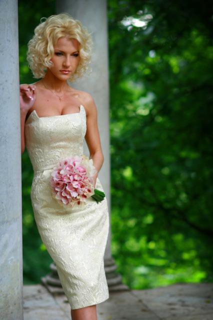 Букет невесты Свадебный букет из орхидей - Мечты о счастье